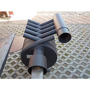 Heiße Luft Holzöfen - Öfen HEATER